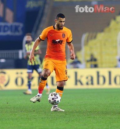 Son dakika spor haberleri: Galatasaraylı Belhanda ezeli rakibe! Görüşme gerçekleşti