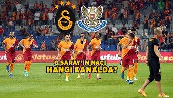 Galatasaray maçı saat kaçta hangi kanalda?