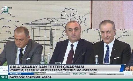 Galatasaray'dan Tetteh çıkarması