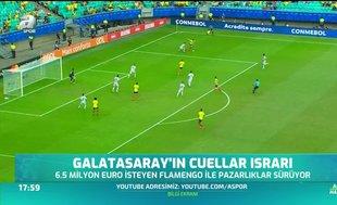 Galatasaray'ın Cuellar ısrarı