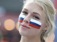 2018 Dünya Kupası tribünlerinden renkli görüntüler