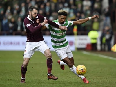 Hearts, Celtici dağıttı!