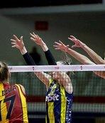 Derbi'nin kazananı Galatasaray