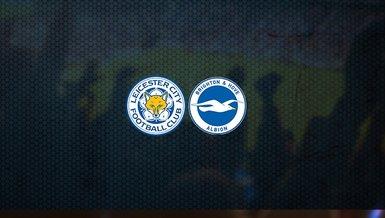 Leicester City-Brighton maçı ne zaman? Saat kaçta? Hangi kanalda canlı yayınlanacak?