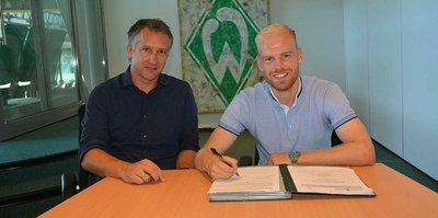 Werder Bremen, Davy Klaassen'i transfer etti
