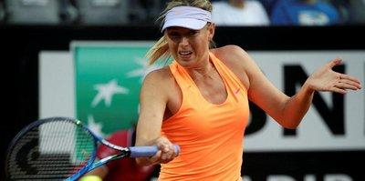 Sharapova, Birmingham'da korta çıkacak