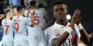İşte Galatasaray'ın grubunda puan durumu!