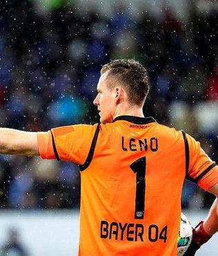 Arsenal, kaleci Bernd Leno'yu renklerine bağladı