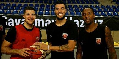 ABD'li basketbolcular Türkiye'de mutlu!