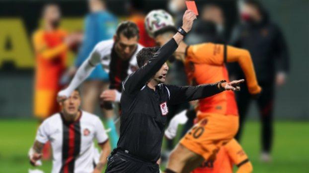 Evren Turhan'dan Fatih Karagümrük - Galatasaray maçı hakemin sert sözler! İki tarafa da eyyam yaptın #