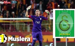 Galatasaray'ın Porto karşısındaki ilk 11'i