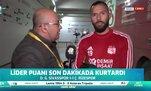 Yasin Öztekin'in maç sonu açıklamaları