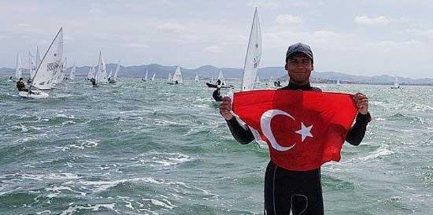 Yelkende Fenerbahçeli Çıtak zirvede