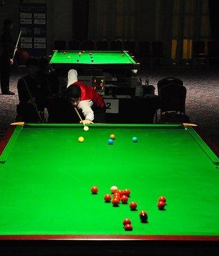 Dünya Snooker Şampiyonası başladı