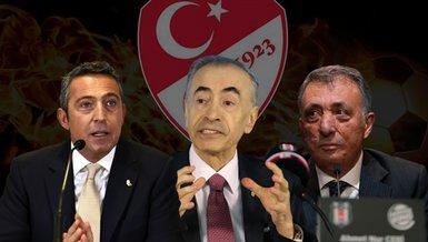 Son dakika spor haberleri | Beşiktaş, Fenerbahçe ve Galatasaray'ın harcama limitleri belli oldu!
