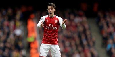 Mesut Özil'den Premier Lig rekoru