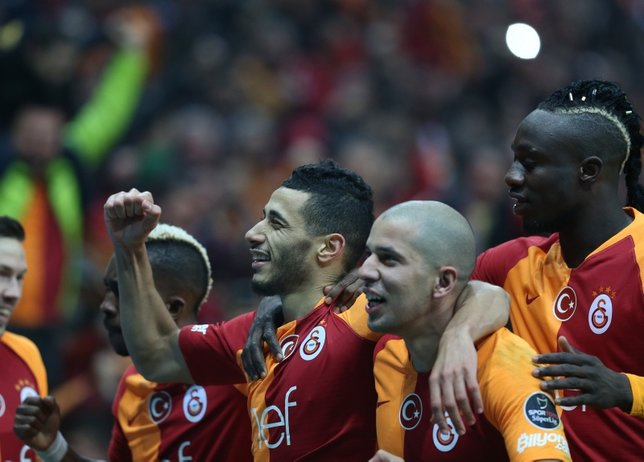 Galatasaray'dan flaş Belhanda kararı!
