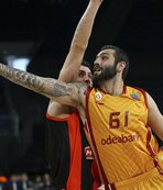 Galatasaray'ın rakibi Buducnost VOLI