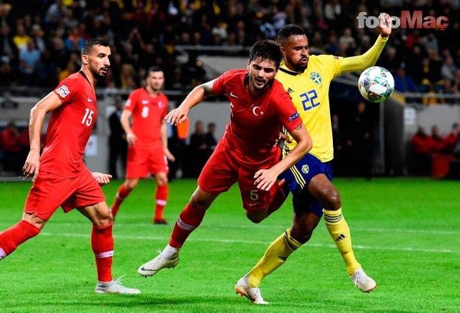Milli futbolcu Okay Yokuşlu için devler sıraya girdi