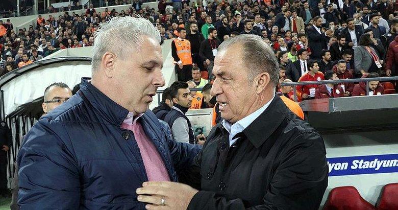 Gaziantep FK-Galatasaray maç sonu açıklamaları!