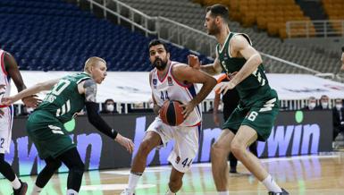 Panathinaikos - Anadolu Efes maçı sonucu: 77-80 ÖZET İZLE