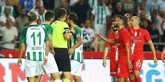 Konyaspor 2-2 Antalyaspor | MAÇ SONUCU