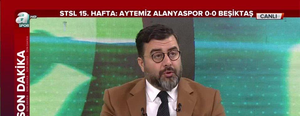 """""""Beşiktaş 1 puanı önce Karius'a sonra VAR'a borçlu"""""""