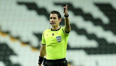 Son dakika spor haberi: UEFA'dan Halil Umut Meler'e görev