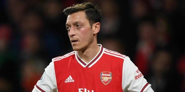 Mesut Özil ABD ya da Türkiye'de oynamak istiyor! - Futbol -