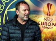 Sergen Yalçın'ın UEFA bombası Fenerbahçe'den! Son dakika transfer haberleri