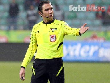 Galatasaray - Sivasspor maçının hakemi Ali Şansalan bakın hangi takımlı!