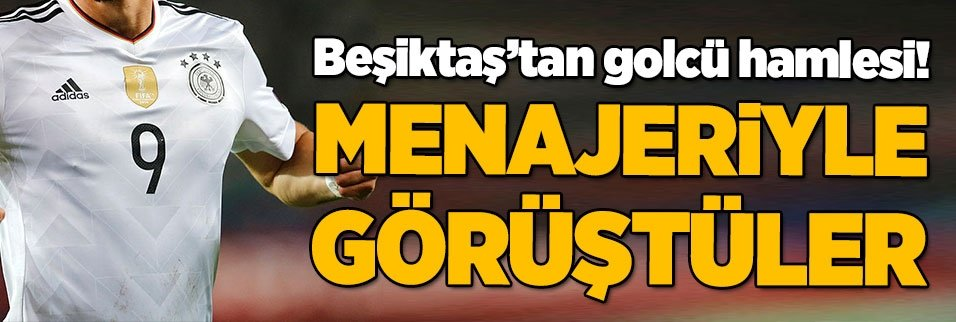 besiktas sandro wagnerin menajeriyle gorustu 1596106080849 - Shakhtar'dan Beşiktaş'a müjde geldi! Onu satacaklar ve...