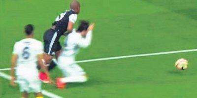 'Penaltı' tartışması