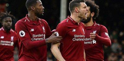 Liverpool Fulham deplasmanından 3 puanla döndü