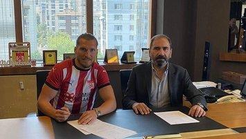 Sivasspor yeni transferini resmen açıkladı!