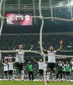 ''Beşiktaş, futbolseverlere keyif verdi''