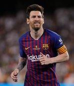Messi'den Ronaldo itirafı! En iyisi...