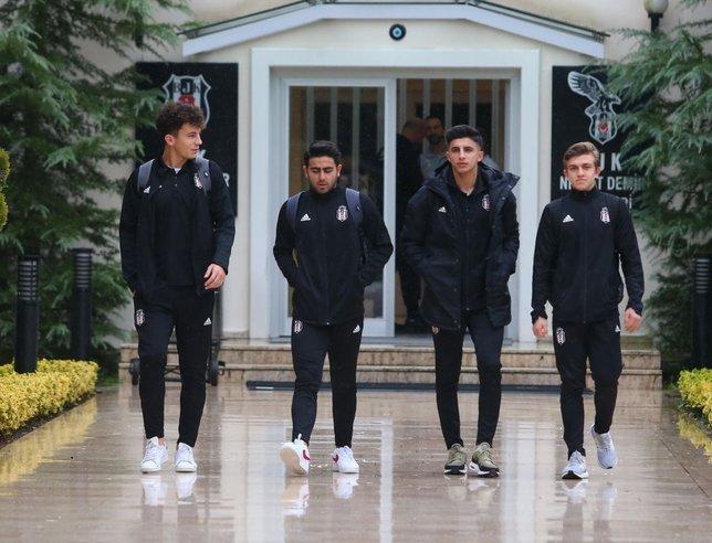 Beşiktaşın Sarpsborg kadrosu belli oldu! 4 yıldız kadroda yok!