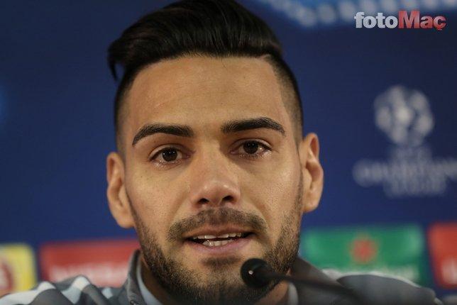 Galatasaray tarihine geçecek transfer! İşte Falcao'nun sözleşmesi