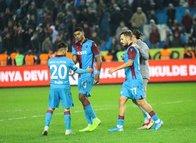 İşte Trabzonspor-Göztepe maçından kareler
