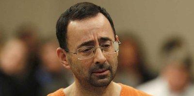 Eski doktor Nassar'a 60 yıl ceza