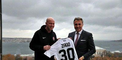 Brezilyalı Zago'dan Beşiktaş'a büyük övgü