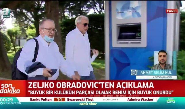 1592948834556 - Fenerbahçe'de Obradovic dönemi sona erdi!