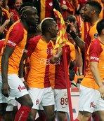 Galatasaray'ı iç saha performansı zirveye taşıdı