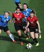 A Milliler, Estonya'yı 3 golle mağlup etti