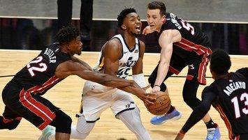 NBA'de Miami Heat Utah Jazz'ı devirdi!