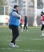 Giresunspor'da Elazığspor maçı hazırlıkları başladı