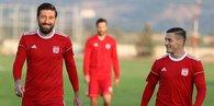 Sivasspor, Cumhuriyet Kupasına hazırlanıyor