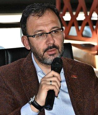Bakan Kasapoğlu'ndan Eczacıbaşı VitrA'ya tebrik