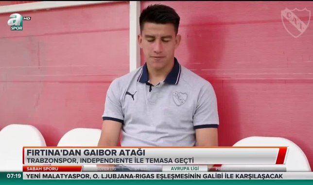 Trabzonspor'dan Gaibor atağı